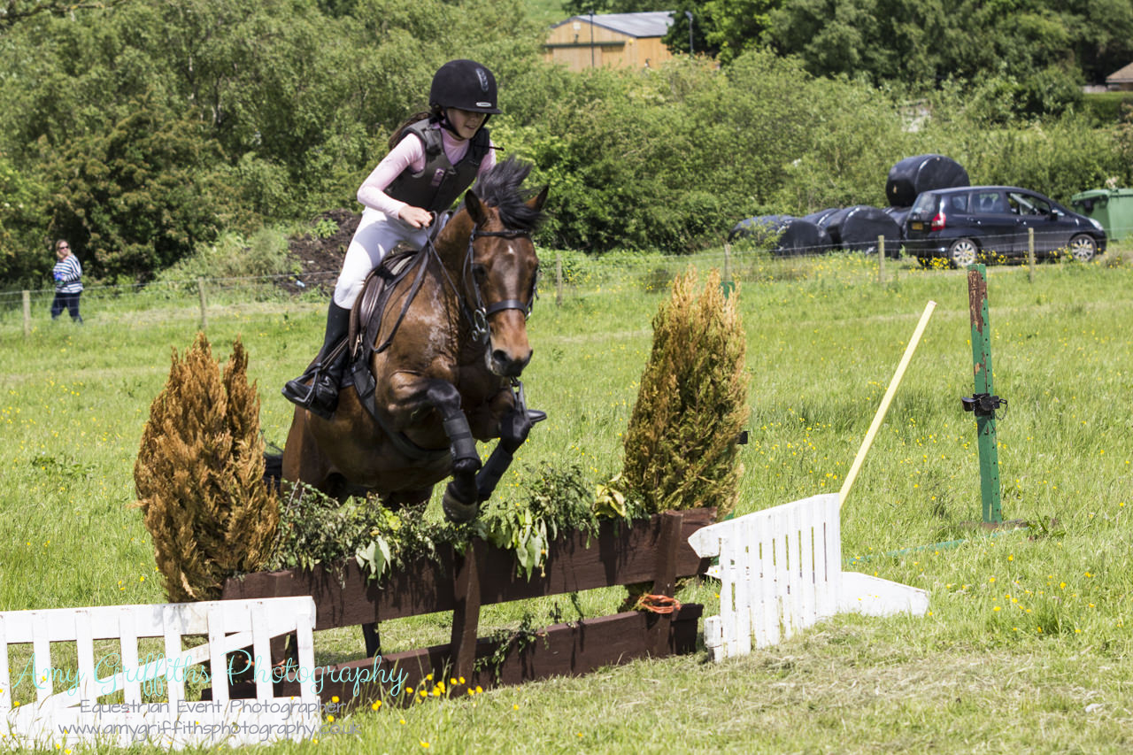 Crain Syke Jump Cross -  Amy Griffiths Photography - Equestrian Event Photographer