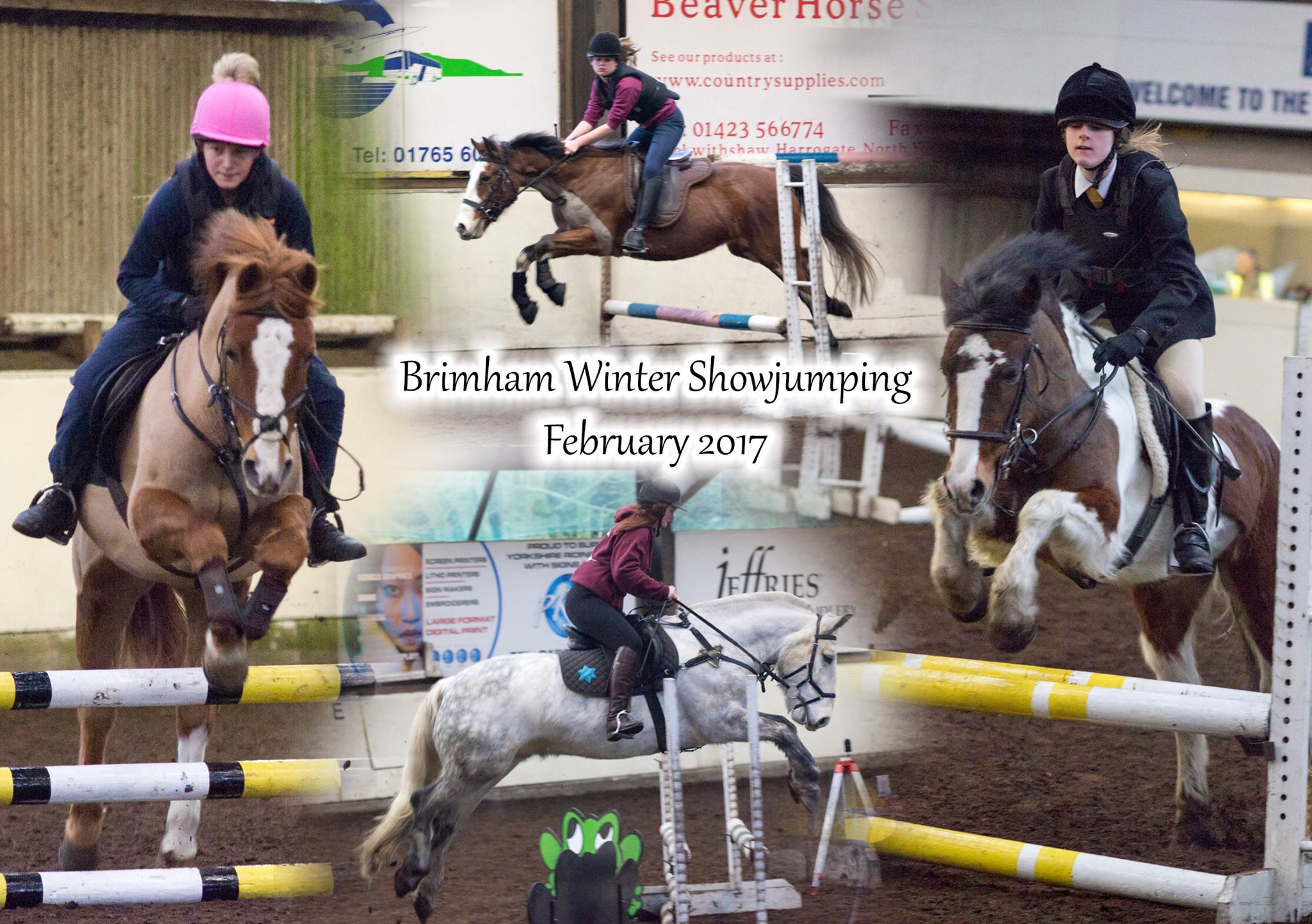 Brimham Riding Club Winter Series- February 2017