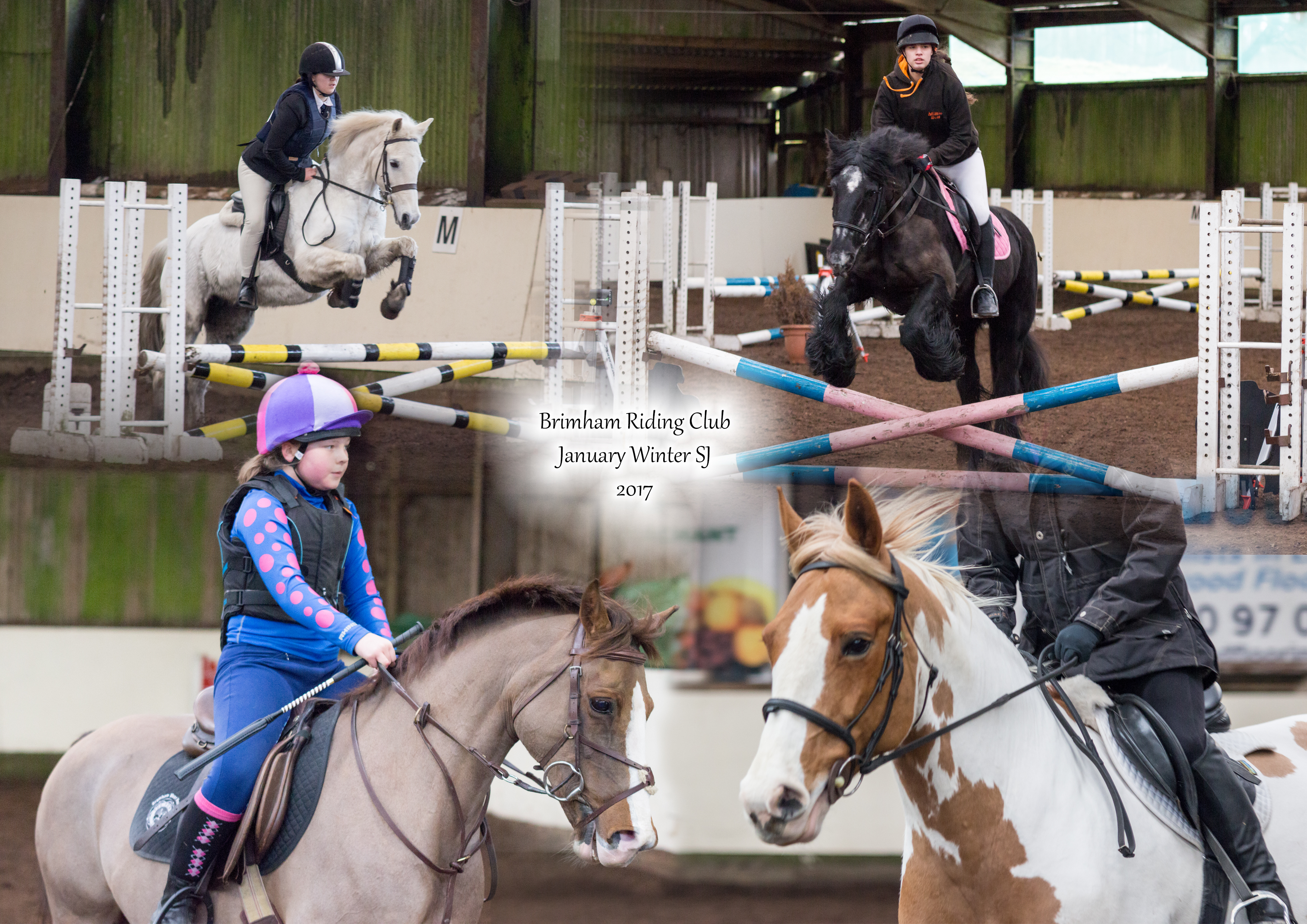 Brimham Winter Showjumping Series- January 2017