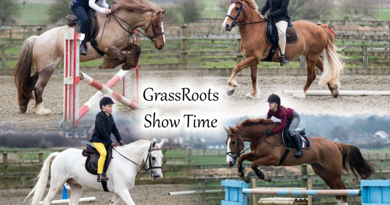 Grass Roots Riding Club ShowTime