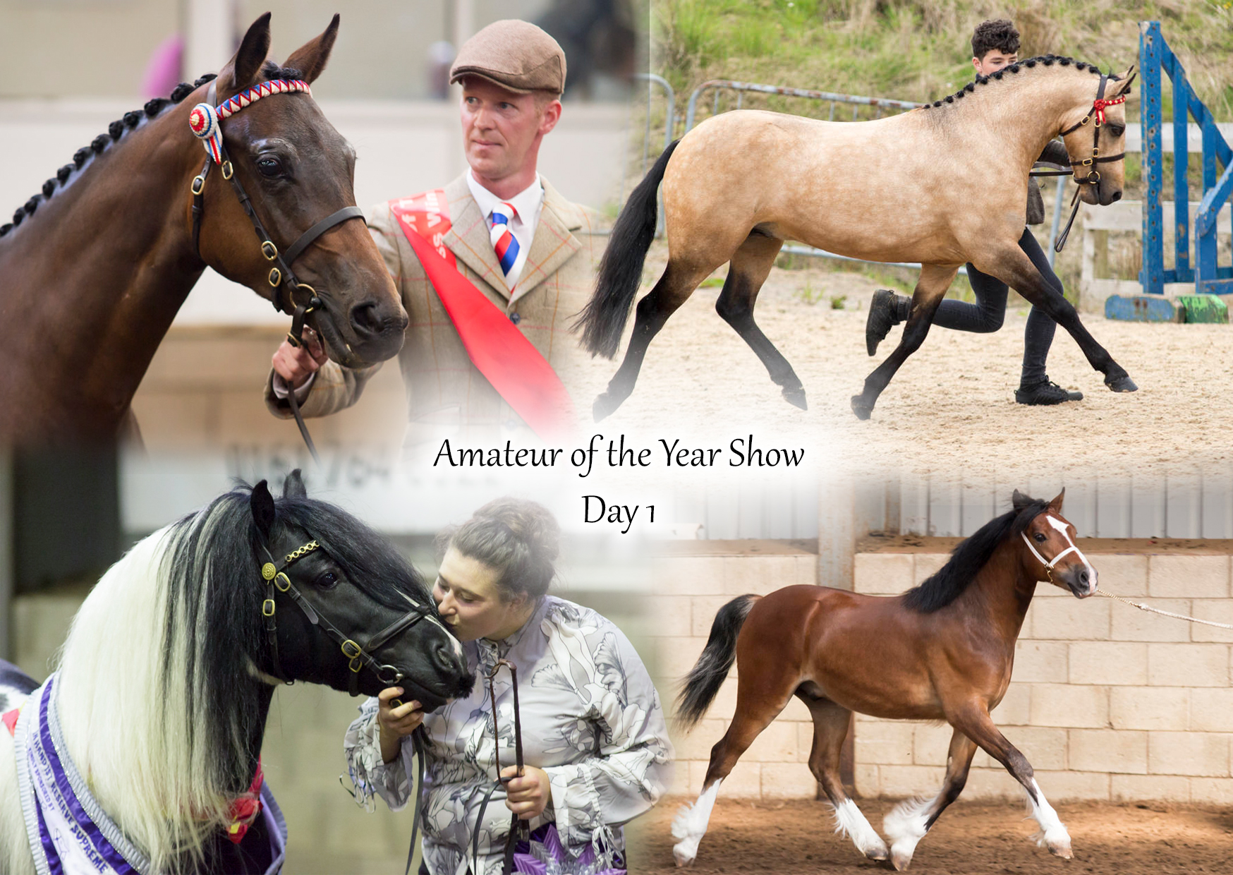 Amateur of the Year Show- Day 1
