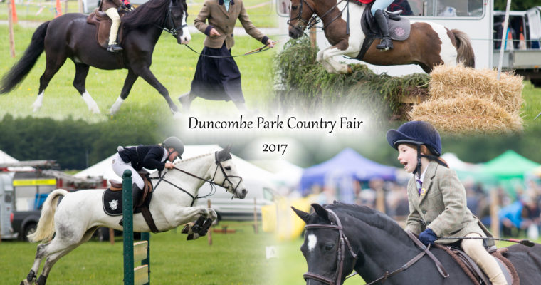 Duncombe Park Country Fair