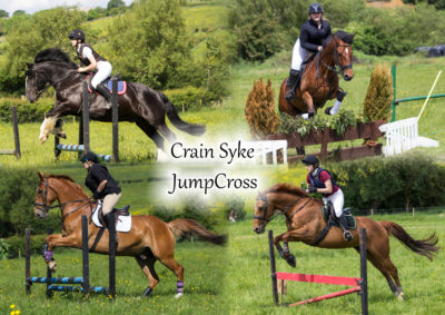 Crain Syke Jump Cross June 2017
