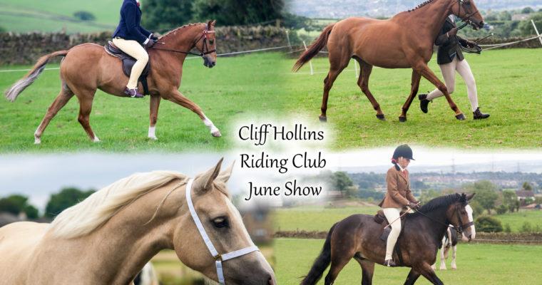 Cliff Hollins Riding Club School