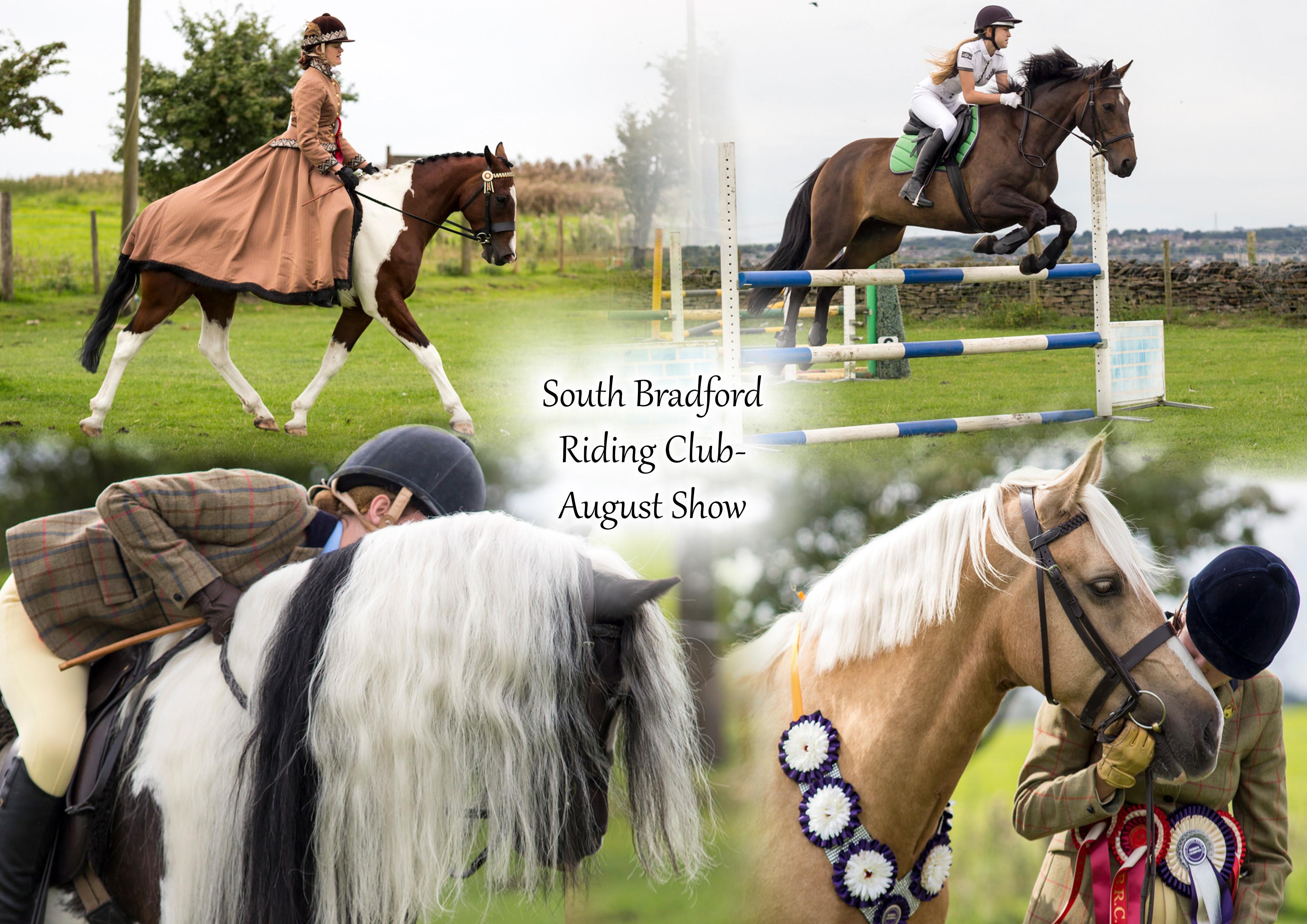 South Bradford Riding Club- August Show