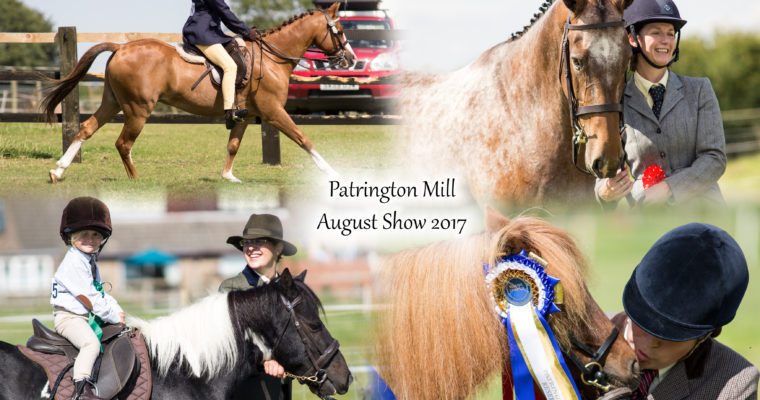 Patrington Mill Summer Shows- August
