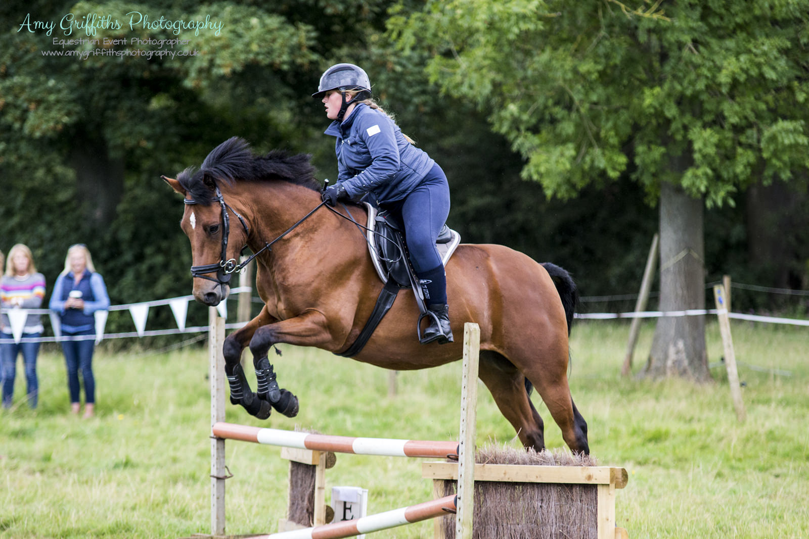 Showjumping at Kildarra Events - Amy Griffiths Event Photography