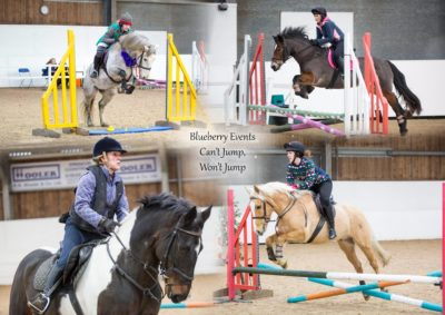 Blueberry Events – Can't Jump Won't Jump December