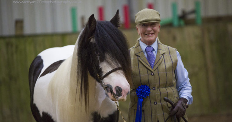 Patrington Mill Winter Shows at Northern Racing College- 8th October 2017