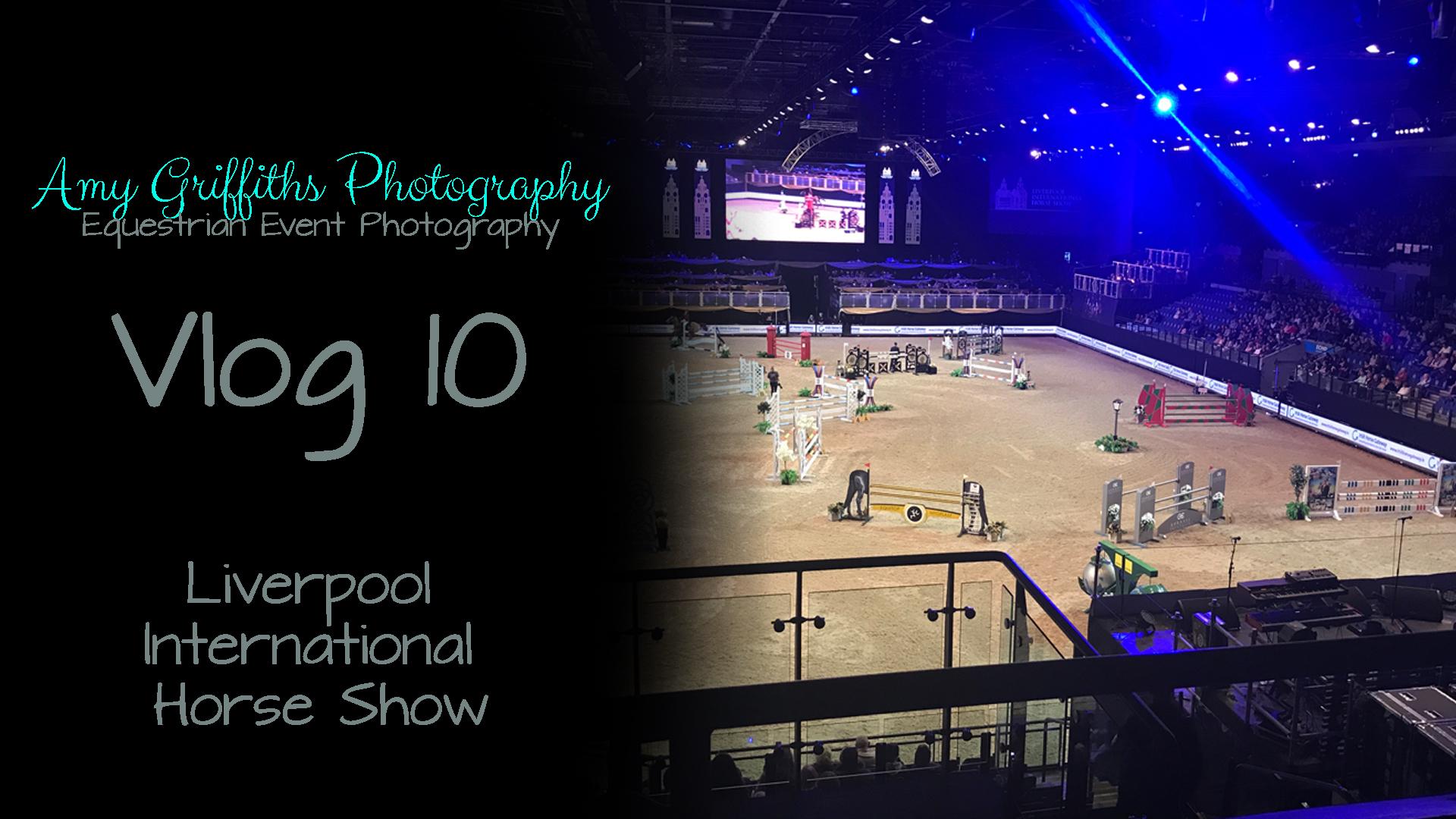 Liverpool International Horse Show- 31st December 2017