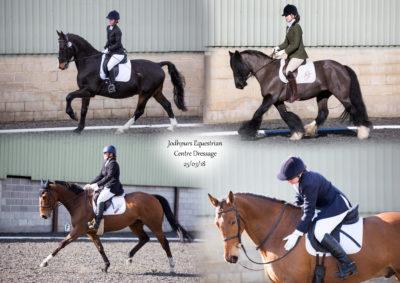 Jodphurs Riding Centre Unaffiliated Dressage