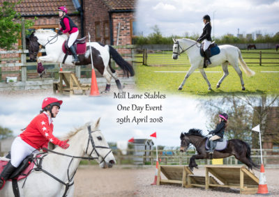 Mill Lane Stables ODE