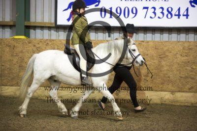 Class 12- Lead Rein Pony