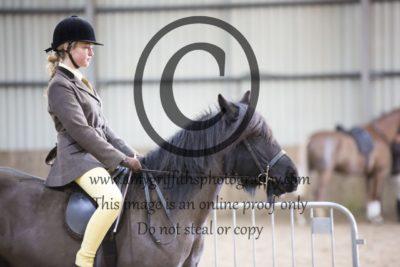 Class 11: Ridden Pony