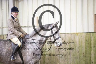 Class 12: Ridden Horse