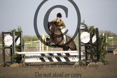 Class 16: Intermediate Pony not exceeding 122cm