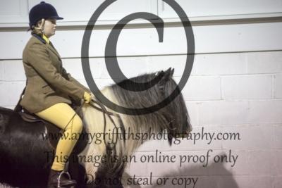 Class 13- Ridden Pony