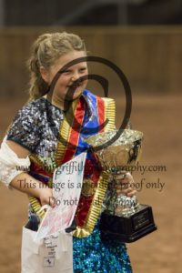 The MHCGB Young Handler Points Champions